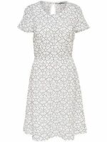 31/7 NEU ONLY Damen Sommer Spitze Kleid onlNEW ISA S/S LACE DRESS WV Gr.M / 38