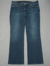 OE01416 ***LUCKY BRAND DUNGAREES*** MIDRISE FLARE WOMENS JEANS sz12/31