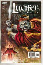 DC Vertigo Comics Lucifer #7 December 2000 NM