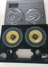 """Precision Power P.65C2 300w Max 6.5"""" Power Class 2-Way (Speakers Only) Used"""