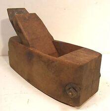 "Antique Wood Plane Ohio Tool Co Thistle Brand Auburn Ny 2 1/4"" Wide"