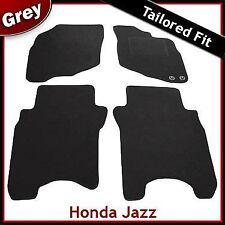 Honda Jazz 2002-2008 Tailored Fitted Carpet Car Floor Mats GREY