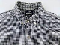 KL168 NIKE 6.0 gingham check shirt size L, hardly worn!