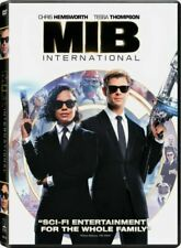 Men in Black International (Dvd, 2019, Widescreen)