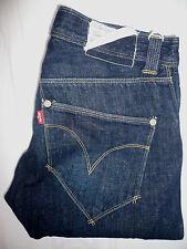 Levi's tipo 12 Twisted Engineered jeans W30 L30 BLU STRAUSS levf 399 #