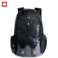 "Swiss 16"" waterproof Laptop Backpack Travel School Backpack shoulder Bags SW9176"