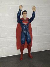 Superman Large Action Figure Dc Comics Mattel 2016