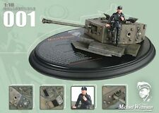 1/18 DRAGON ARMOR MICHAEL WITTMANN TIGER TANK ACE DIOrama SOLDIER