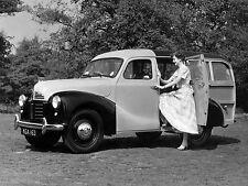 1948 Austin A40 Countryman Woody Press photo 8 x 10 Photograph