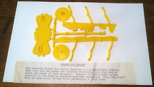 Vintage 1983 McDonalds Happy Meal Circus Preproduction Toy,Fry Faller Prototype