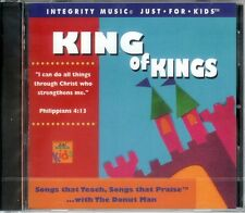 King of Kings - Rob Evans, the Donut Man - Kid's Music CD