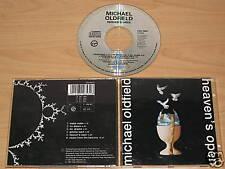 MICHAEL OLDFIELD/HEAVENS OPEN (VIRGIN CDV 2653) CD