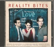 CD BOF 14 TITRES--REALITY OF BITES--KRAVITZ/U2/KNACKS