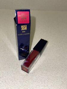 Estée Lauder Pure Color Envy Paint-On Liquid Matte 304 Quiet Riot Lip Color BNIB