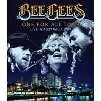 Ape Gees - One For All Tour: Live IN Australia 1989 Nuovo DVD
