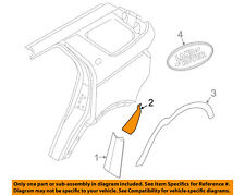 LAND ROVER OEM 15-16 Discovery Sport-Roof Molding Trim Right LR063665