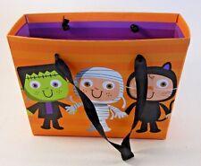 Frankenstein Mummy Halloween Candy Container Decoration Trick Treat Fall Autumn