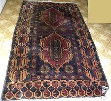 Alter Teppich um ca. 1900 oder früher aus Israel