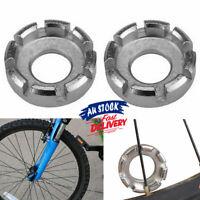 Spoke Wrench Vehicle Bike Adjuster Repair Tool Bicycle Wheel Ring Steel Spanner