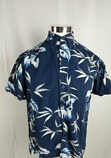 Cubavera short sleeve button up shirt size M A93