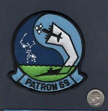 VP-69 TOTEMS Lockheed P-3C P-3 ORION US Navy Reserve Patrol Squadron Patch