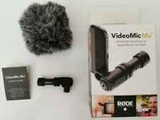 Rode VideoMic Me Directional Microphone (iPhone/iPad) Great for live stream!