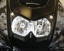 Kawasaki KLR 650 (2008+) Motorcycle Headlight Protector / Light Guard Kit