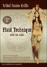 Fluid Technique with Zoe Jakes - Tribal Fusion Drills