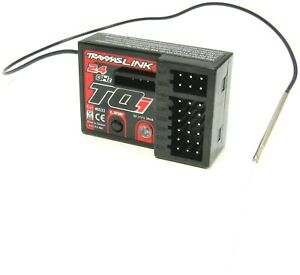 Traxxas 2.4GHz TQi 5-Channel Receiver with Telemetry/TSM Support (Part #6533)