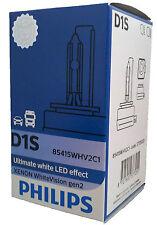 D1S PHILIPS  WhiteVision 5000K PK32d-2  Xenon +120% 1st.  85415WHV2C1