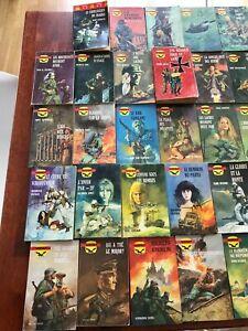 GERFAUT GUERRE  Lot de 10 livres à choisir parmi 43 romans