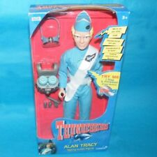 Thunderbirds Action Figures Character Toys with Vintage