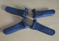 4 PC Strong Tire Changer Plastic Inner Jaw Protectors Wheel Balancers Parts