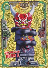 LEGO Ninjago Serie 3 Trading Card Game - LE19 Oni-Masken Herr E