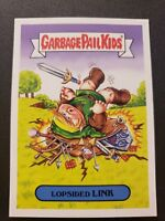 2019 Garbage Pail Kids GPK 1a of 6 Lopsided Link
