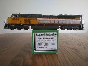 Overland Models UP SD90MAC #8024