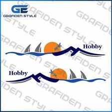 Hobby Wohnwagen Aufkleber Ebay