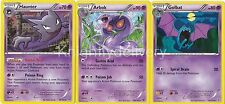 Pokemon Agatha Complete Deck - Arbok - Golbat - Haunter - NM - 60 Cards