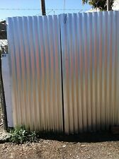 SHED CLADDING Corrugated iron Zincalum 2.7 x 900 (9ft x 3ft)  $7.50 L/M Inc GST