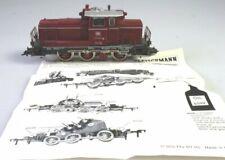 Fleischmann HO/DC Diesel Lok BR 261199-3 der DB geprüfter Zustand TOP