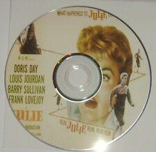 FILM NOIR 215: JULIE 1956 Andrew L. Stone Doris Day, Jourdan, Sullivan, Lovejoy