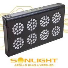 Sonlight Apollo PLUS Hyperled 8 348W Sistema di Illuminazione - Nera