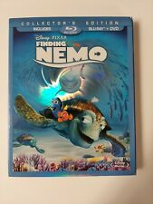 New listing Finding Nemo Three-Disc Collector's Edition: Blu-ray Dvd Very Good Condition