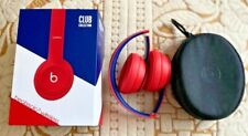 Beats by Dr. Dre Solo3 Club Collection On Ear Wireless Headphones - Club Red