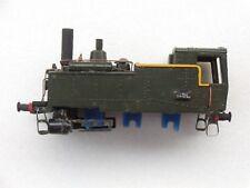 Kit locomotive à vapeur 030 TA SNCF ex-Ouest échelle HO 2ème kit #CKDB
