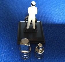 """Blue Point sold by Snap On 3/8""""-1/2"""" & 3/8""""-1/4"""" Socket Drive Size Adapter Set"""