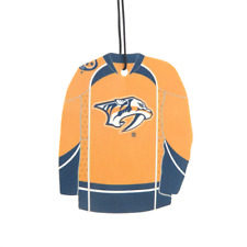 "NHL NASHVILLE PREDATORS  "" JERSEY "" AIR FRESHENER"