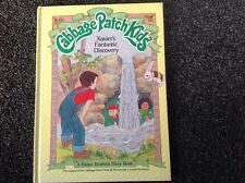 Cabbage Patch Kids Xavier's Fantastic Discovery Vintage 1984 Rare