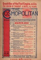 1894 Cosmopolitan March - Oliver Herford; Teacher's College; Napoleon's Court