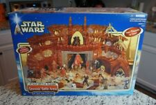 Geonosis Battle Arena Playset 2002 STAR WARS Attack of the Clones AOTC MIB